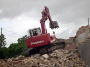 démolition- Plestin les grèves-plouagat -lanmeurMorlaix - Lanmeur