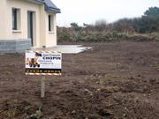 Terrassement - Plestin les grèves -Morlaix - Lanmeur